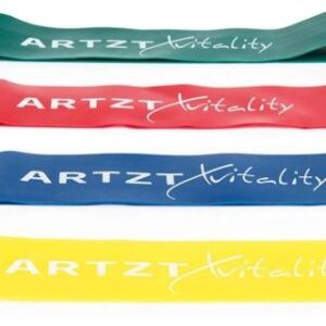 ARTZT - Træningselastikker (4 stk.)
