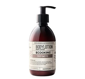 Ecooking Bodylotion Parfumefri • 300ml.