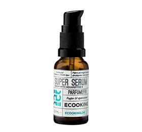 Ecooking Super Serum til ansigt parfumefri • 20ml.