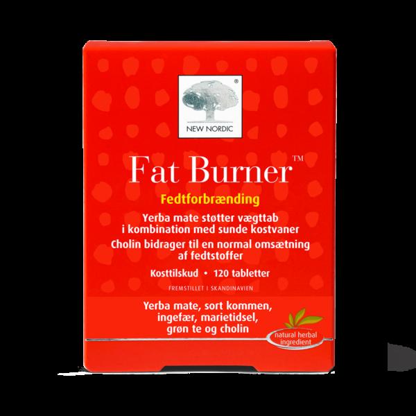 New Nordic Fat Burner™ 120 tabletter