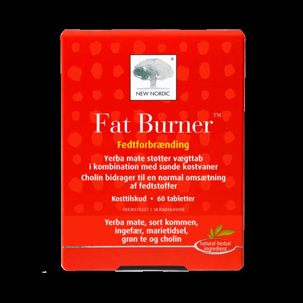 New Nordic Fat Burner™ 60 tabletter