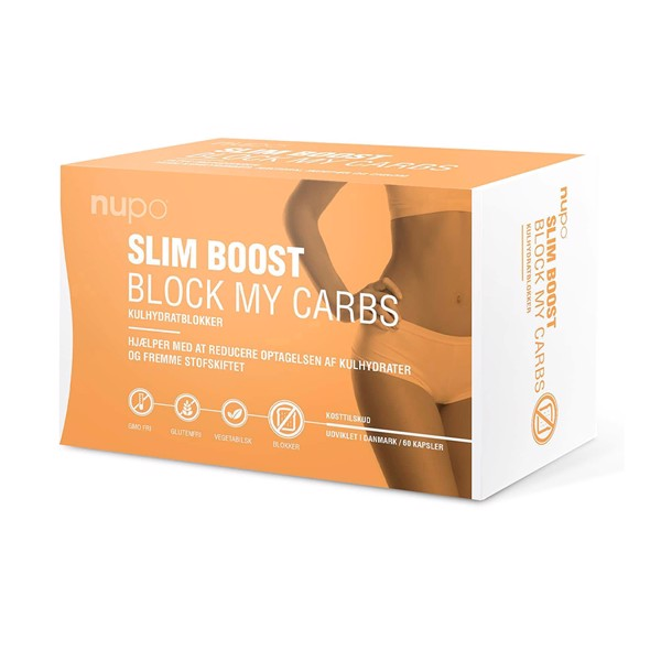 Nupo Slim Boost Block My Carbs
