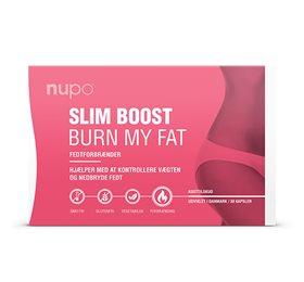 Nupo Slim Boost Burn My Fat • 30 kap.