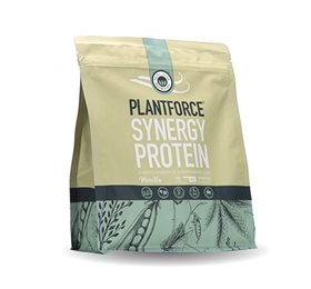 Plantforce Protein vanilje Synergy • 800g.