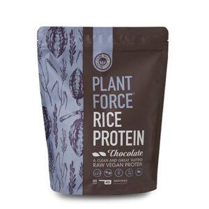Plantforce Risprotein Chokolade • 800 g.