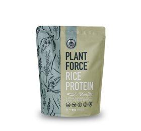 Plantforce Risprotein vanilje • 800g.