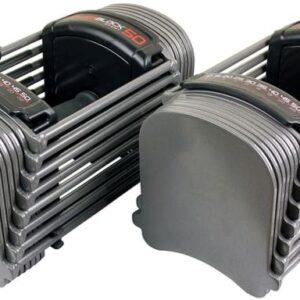 PowerBlock Sport 50 (4 - 22,5 kg.) - 2stk.
